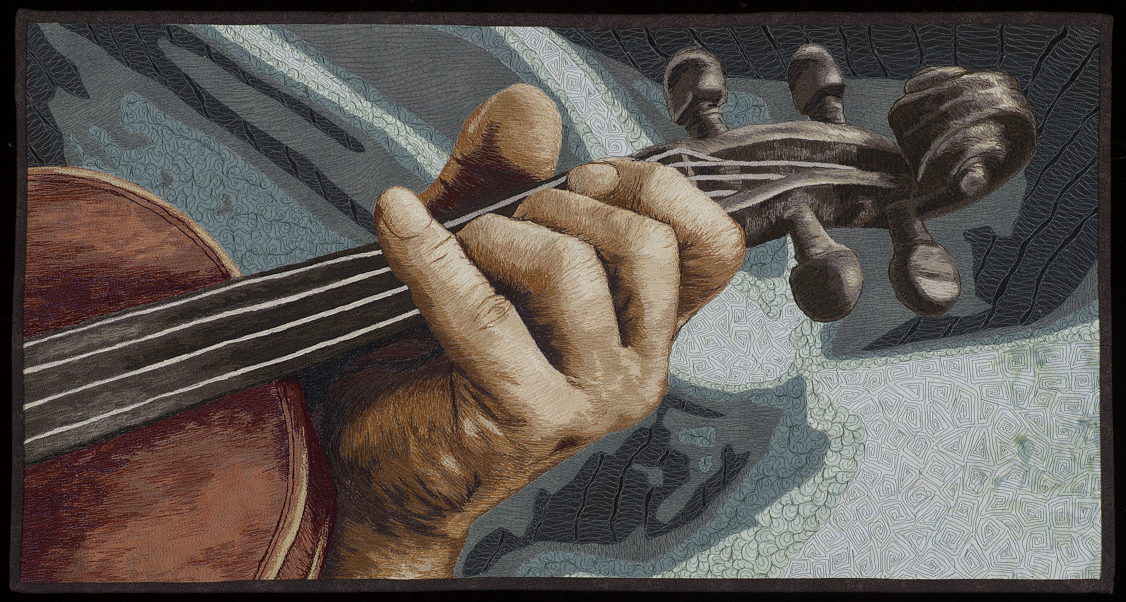 Example quilt - Fiddle